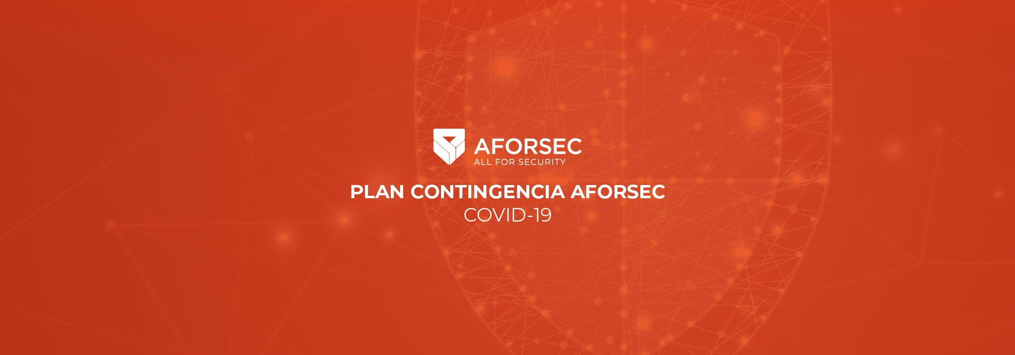 Plan Contingencia Aforsec