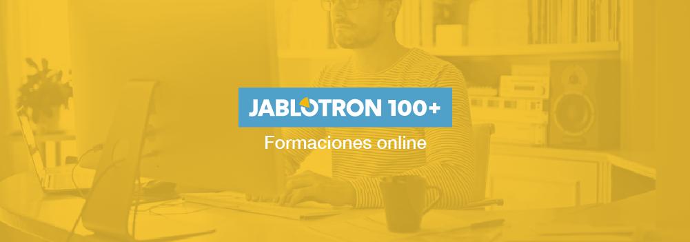 Jablotron 100+ | Formaciones online